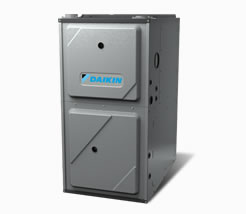New Daikin furnace