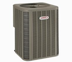 Lennox outdoor heat pump